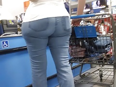 Hourglass  Phat ass white girl