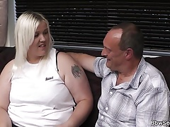Her spouse cuckold with..