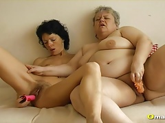 phat  granny  and vulva..