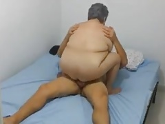 mexican thick granny ravaging