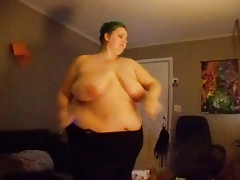 Huge wifey  just dance -..