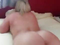 Lush Light-haired gets a firm