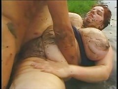 Plumper Penetrates in Swamp