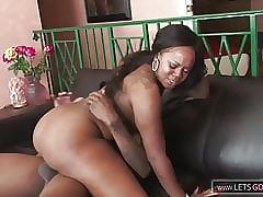 BBW porn video
