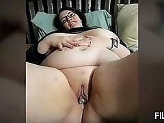 Bbw replete with pussy