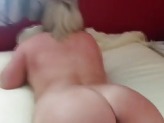 Hot Round Blond Fisted To..