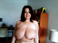 Demonstrating my  tits!..