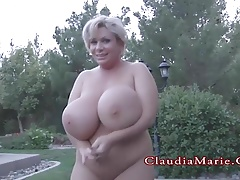 Claudia Marie Obese And Has..
