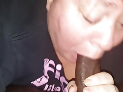 Horny Plus-size Mature deep..